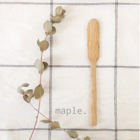 maple. ジャムスプーン