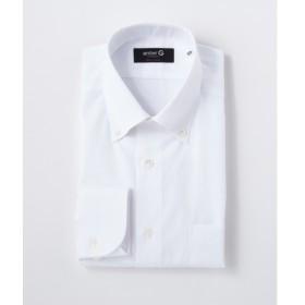 [マルイ] 【日本製】【イージーケア】ツイルストライプドビーシャツ/オンワード ジェイ ブリッジ(ONWARD J BRIDGE)