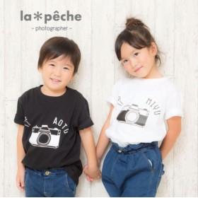 【再販☆】Baby*photographer☆名入りTシャツ