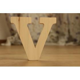 切り文字【V】