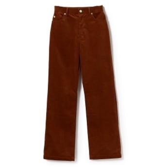 Pilgrim Surf+Supply / Lela Cord Flare Pants レディース カジュアルパンツ BRICK 1