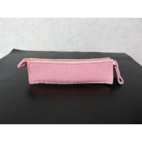 トゴ・トリヨンで作ったペンケース ピンク
