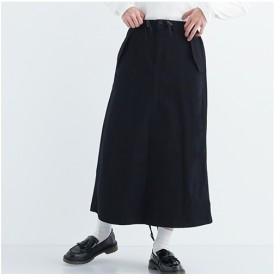 merlot メルロー 裾ドロストミリタリースカート 1956
