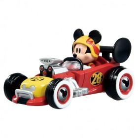 ミッキーマウスとロードレーサーズ トミカ MRR-01 ホット・ロッド ミッキーマウス