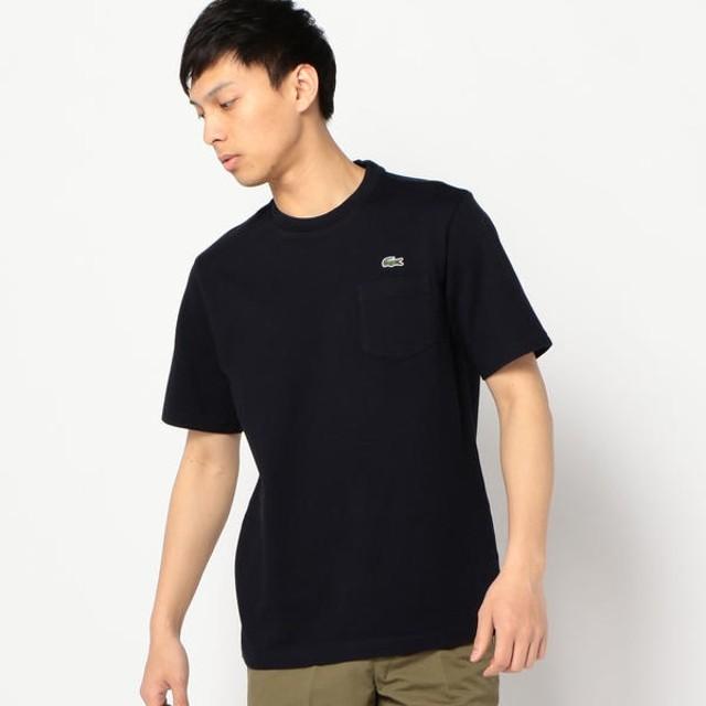[マルイ] LACOSTE: TH219E ヘビー カノコ ポケット Tシャツ/シップス(メンズ)(SHIPS)