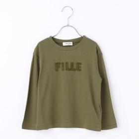 [マルイ]【セール】サガラ刺繍長袖Tシャツ/コムサフィユ(COMME CA FILLE)
