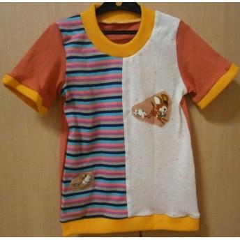 子供半そでTシャツ