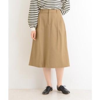 NIMES / ニーム フラノ/チェック スカート