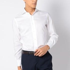 [マルイ] SD:【ALBINI社製生地】オックスフォード ホリゾンタルカラー シャツ(ホワイト)/シップス(メンズ)(SHIPS)