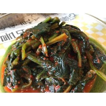 無農薬 小松菜キムチ