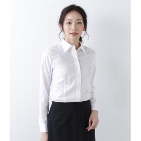 [マルイ]【セール】ワイドスプレッドシャツ(スナップ付)/ニューヨーカー ウィメンズ(NEW YORKER)