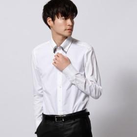 [マルイ] ダブルカラードレスシャツ/ニコルクラブフォーメン(NICOLE CLUB FOR MEN)