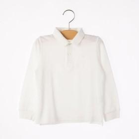 [マルイ] SHIPS KIDS:長袖 鹿の子 ポロシャツ(100-130cm)/シップス キッズ(SHIPS KIDS)