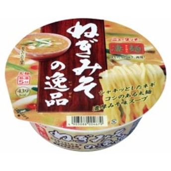 ニュータッチ 凄麺 ねぎみその逸品 133g×1ケース(12個)(012)