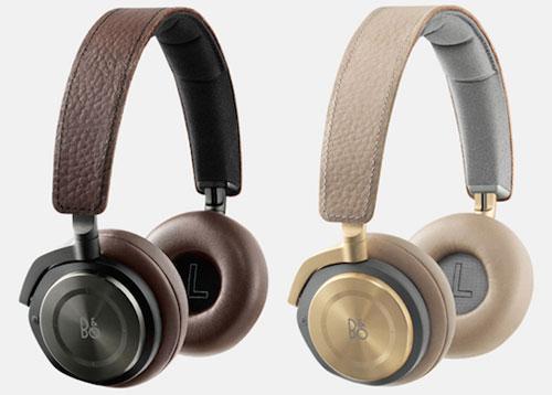 丹麥品牌 B&O PLAY Beoplay H8  深棕灰 藍牙無線 耳罩式耳機 降噪耳機 40mm驅動單元
