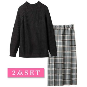 [マルイ] 選べる!スカートスタイルセットアップ/ラナン(Ranan)