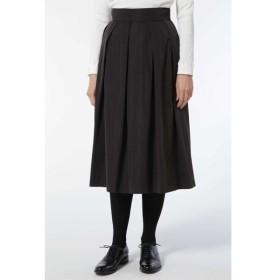HUMAN WOMAN / [店舗限定販売]《arrive paris》タックフレアスカート