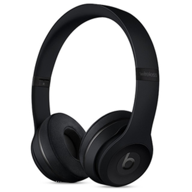Beats by Dr. Dre(オンイヤー型)ワイヤレスヘッドフォンSolo3 WirelessブラックMP582PA/A