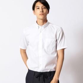 [マルイ]【セール】形態安定ホワイトドビードレスシャツ/コムサメン(COMME CA MEN)
