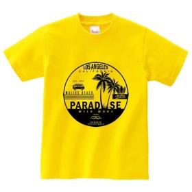 半袖Tシャツ 【LA・ロサンゼルス・マリブ・カリフォルニア】 by FOX REPUBLIC
