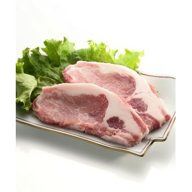 鹿児島県産鹿児島黒豚 ロースかつ、ソテー用 【三越・伊勢丹/公式】
