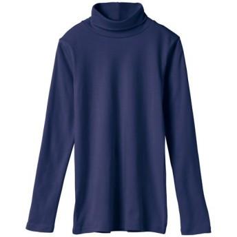 【レディース】 UVカットルーズネックTシャツ(S-5L・綿100%) ■カラー:ネイビー ■サイズ:S-レギュラー,M-レギュラー,L-レギュラー,LL-レギュラー,3L-レギュラー,S-ロング,M-ロング,L-ロング,LL-ロング,3L-ロング,4L-5L-レギュラー,4L-5L-ロング