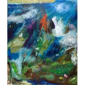 水と雲の森