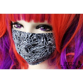 釘付けマスク(再販)