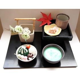 食品サンプル ミニ和菓子セットA 撮影小物・店舗ディスプレイ