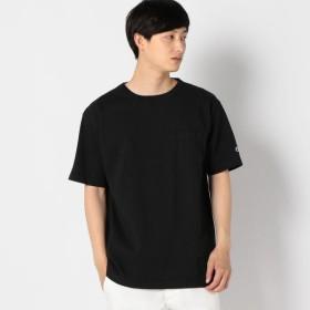 [マルイ] Champion: MADE IN USA T1011 ポケット Tシャツ/シップス(メンズ)(SHIPS)