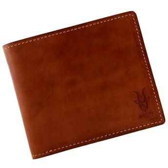 [マルイ] ラヴァン/ハーネスノーグレイス(ブラウン)【二つ折財布 折財布】/アジリティーアッファ(AGILITY Affa)