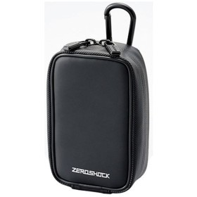 (まとめ)エレコム ZEROSHOCKカメラケースW83×D50×H135mm ブラック ZSB-DG014BK 1個〔×3セット〕