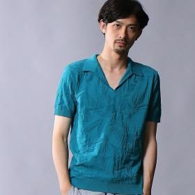 [マルイ]【セール】リンクスジャガードポロシャツ/5351プール・オム(5351POUR LES HOMMES)