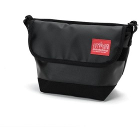 [マルイ] Matte Vinyl Casual Messnger Bag/マンハッタンポーテージ(Manhattan Portage)