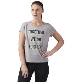 [マルイ] レディースアパレル GRP TWGF グラフィック ショートスリーブTシャツ/リーボック(スポーツオーソリティ)(reebok)
