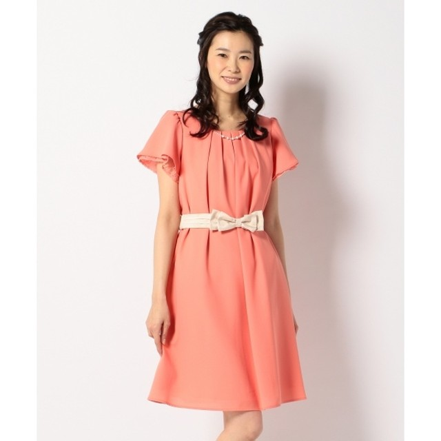 a24457ebbc384 マルイ  セール  2WAY・洗える フレアジョーゼット ドレス ...