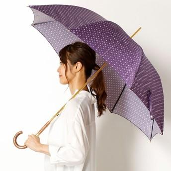 [マルイ]【セール】長傘(手開きタイプ)Pツイルスクエアドット(レディース/婦人)/ポロ ラルフローレン(傘)POLO RALPH LAUREN(umbrella)