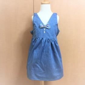 デニムジャンバースカート90~120