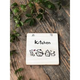 キッチンサイン