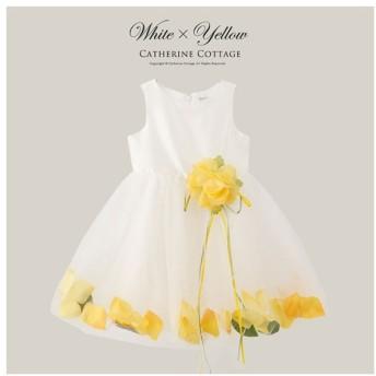 [マルイ]【セール】花びら揺れるロマンティックベビードレス/キャサリンコテージ(Catherine Cottage)