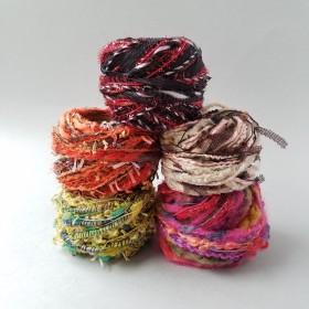 ミニ引き揃え糸セット【9】素材糸