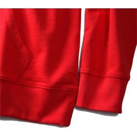 パーカ - 大きいサイズの店ビッグエムワン 【大きいサイズ】【メンズ】DANIEL DODDオーガニックプリントプルパーカー(ENDLESSNESS)【春夏新作】azsw-190104