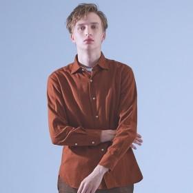 [マルイ]【セール】【Recency of Mine】メランジライトシャギーツイルシャツ/アバハウス(ABAHOUSE)