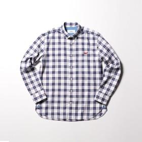 [マルイ] 【新色追加】クジラ刺繍BDシャツ/ノーリーズ メンズ(NOLLEY'S)