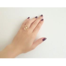 ring. flower.13号