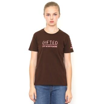 [マルイ]【セール】【ユニセックス】ベーシックTシャツ/ギフティッドロゴ/グラニフ(graniph)