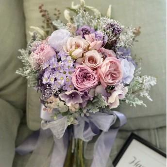 bouquet ' RUNA' ラベンダー〜ライラックのブーケ