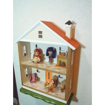 木製 ドールハウス プチ ブライス シルバニア ☆フレンツェン