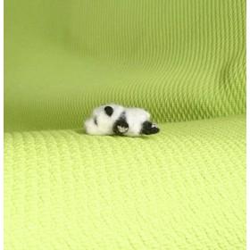 ぶ~ん babyパンダ 羊毛フェルト