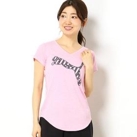 [マルイ]【セール】【プーマ/PUMA】レディーストレーニングSSシャツ(ヘザー キャット SS Tシャツ)/プーマ(PUMA)